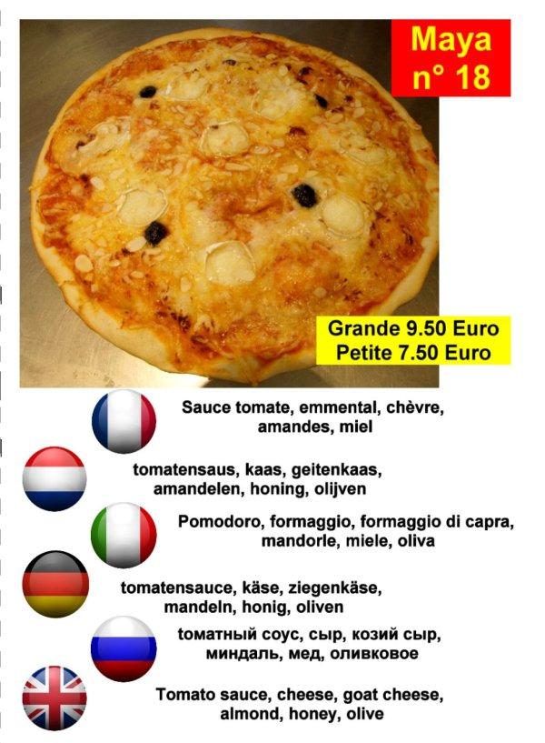 Briancon pizza serreche